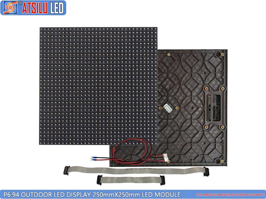 P6.9 মিমি বহিরঙ্গন LED স্ক্রিন LED মডিউল